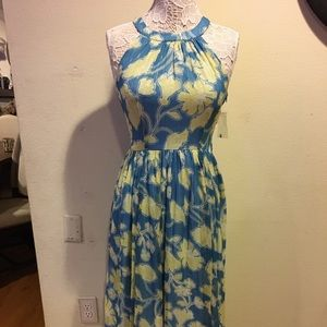 ModCloth Maxi Dress, Size Small